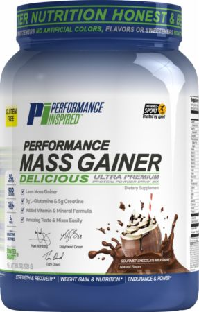 Performance Mass Gainer