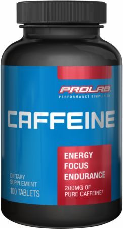 Image of Prolab Caffeine 100 Tablets