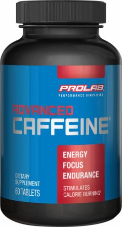 Image of Prolab Advanced Caffeine 60 Tablets