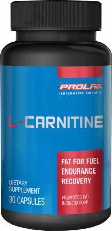 Image of Prolab L-Carnitine 30 Capsules