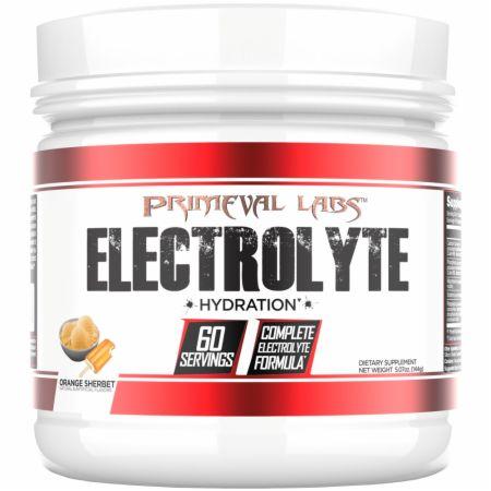 Image of Electrolyte Drink Powder Smashberry 60 Servings - Electrolytes Primeval Labs