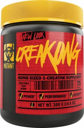 Image of Creakong Unflavored 300 Grams - Creatine MUTANT