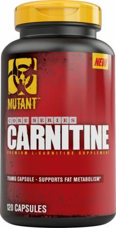 MUTANT Carnitine At Bodybuilding