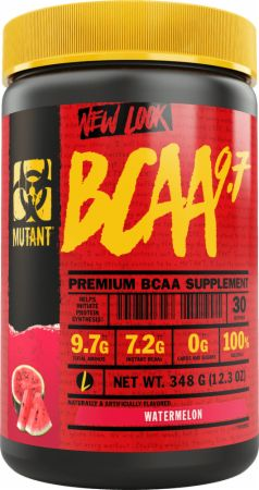 Image of BCAA 9.7 Watermelon 30 Servings - Amino Acids & BCAAs MUTANT