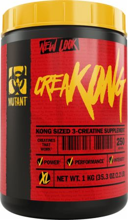 Image of Creakong Unflavored 2.2 Lbs. - Creatine MUTANT