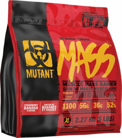 Image of MUTANT Mass 2.2 Kilograms Strawberry Banana Creme