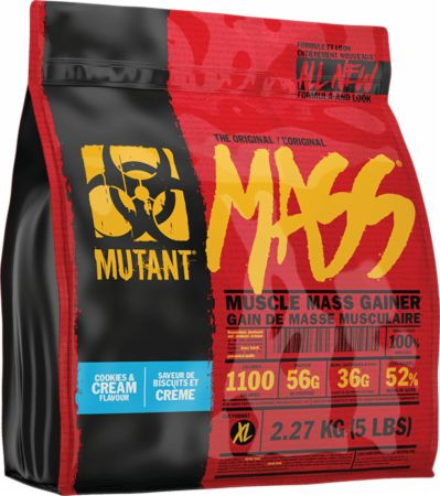Image of MUTANT Mass 2.2 Kilograms Cookies & Cream