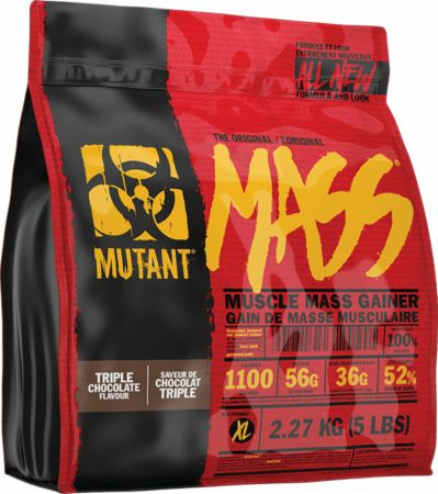 Image of MUTANT Mass 2.2 Kilograms Triple Chocolate
