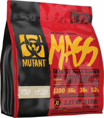 Image of MUTANT Mass 2.2 Kilograms Vanilla Ice Cream