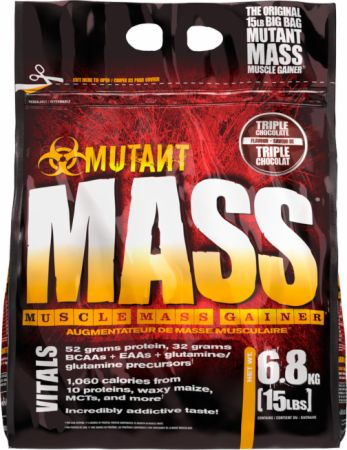 Image of MUTANT Mass 6.8 Kilograms Chocolate Hazelnut