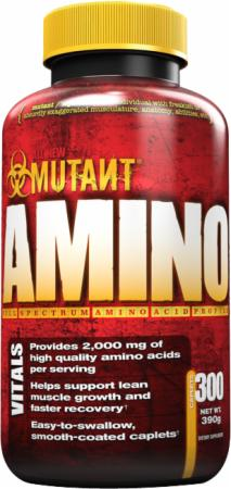 Image of MUTANT Amino 300 Tablets