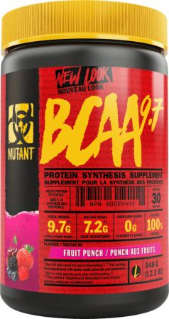 Image of MUTANT BCAA 9.7 348 Grams Fruit Punch