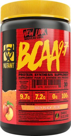 Image of MUTANT BCAA 9.7 348 Grams Fuzzy Peach