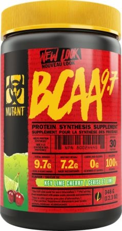 Image of MUTANT BCAA 9.7 348 Grams Key Lime Cherry