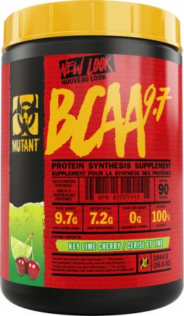 Image of MUTANT BCAA 9.7 1044 Grams Key Lime Cherry