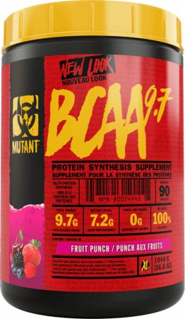 Image of MUTANT BCAA 9.7 1044 Grams Fruit Punch