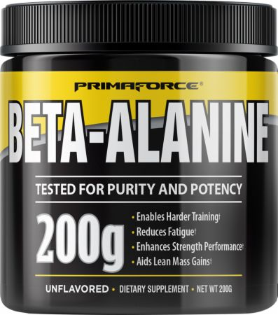 Image of PrimaForce Beta-Alanine 200 Grams Unflavored