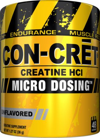 ProMera Sports CON-CRET Unflavored 48 Servings - Creatine