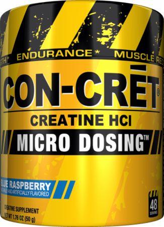 ProMera Sports CON-CRET Blue Raspberry 48 Servings - Creatine