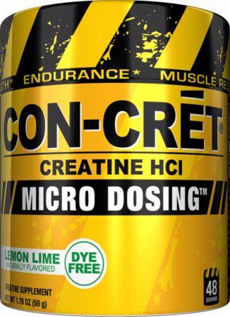 ProMera Sports CON-CRET Lemon Lime 48 Servings - Creatine