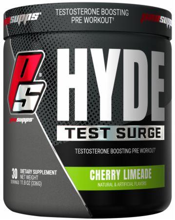HYDE Test Surge