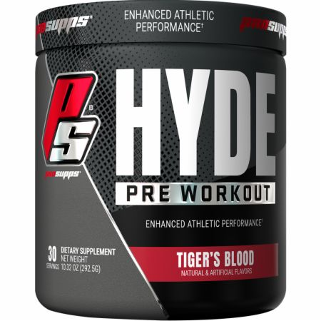 Image of HYDE Pre Workout Tiger's Blood 30 Servings - Pre-Workout Pro Supps
