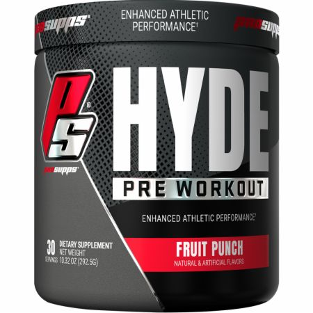Image of HYDE Pre Workout Fruit Punch 30 Servings - Pre-Workout Pro Supps