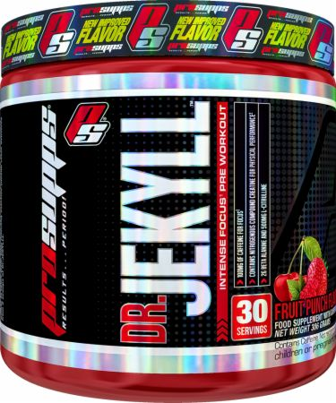Image of Pro Supps Dr. Jekyll 30 Servings Fruit Punch