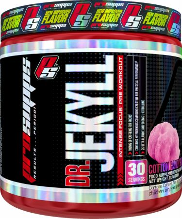 Image of Pro Supps Dr. Jekyll 30 Servings Cotton Candy