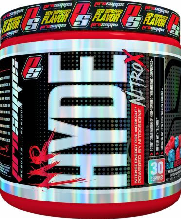Image of Pro Supps Mr. Hyde NitroX 225 Grams Blue Razz