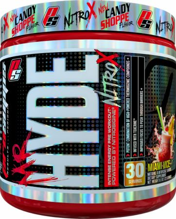 Image of Mr. Hyde NitroX Miami Vice 30 Servings - Pre-Workout Supplements Pro Supps