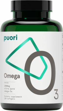 O3 - Ultra Pure Fish Oil Capsules