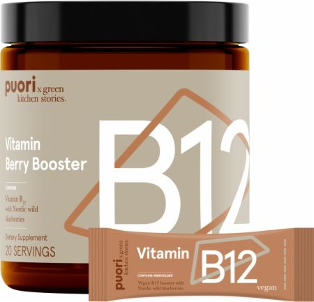 B12 - Berry Booster