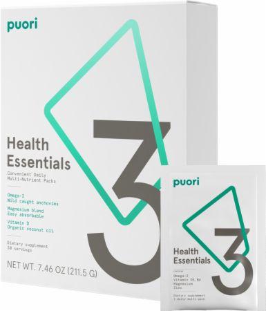 P3 - Health Essentials (O3 Fish oil, M3 Magnesium and Vitamin D3)