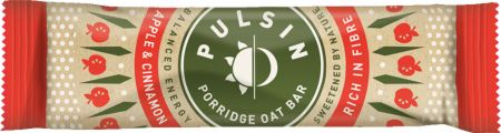 Image of Pulsin Porridge Oat Bar 18 - 40g Bars Apple & Cinnamon