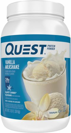 Image of Protein Powder Vanilla Milkshake 3 Lbs. - Protein Powder Quest Nutrition