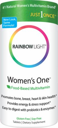 Rainbow Light Women's One Multivitamin Mineral