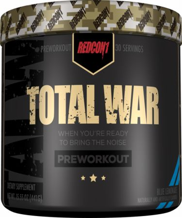 Redcon1 Total War Pre Workout Powder | Bodybuilding.com