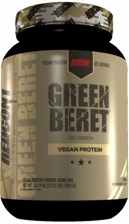 Green Beret Plant Protein