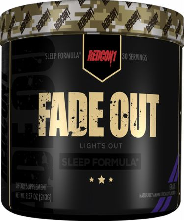 Fade Out Sleep Formula