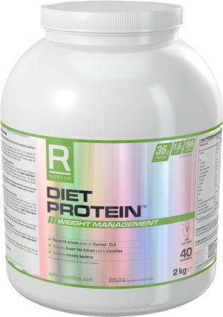 Image of Diet Protein Chocolate 2 Kilograms - Protein Powder Reflex Nutrition