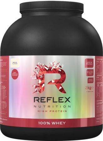 Image of 100% Whey Chocolate Perfection 2 Kilograms - Protein Powder Reflex Nutrition