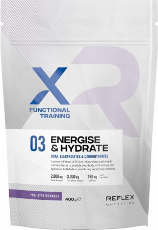 XFT Energise & Hydrate