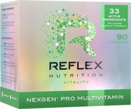 Image of Reflex Nutrition Nexgen Pro Sports Multivitamin 90 Capsules
