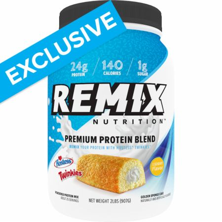 Image of Premium Protein Blend Hostess™ Twinkies™ 2 Lbs. - Protein Powder REMIX Nutrition