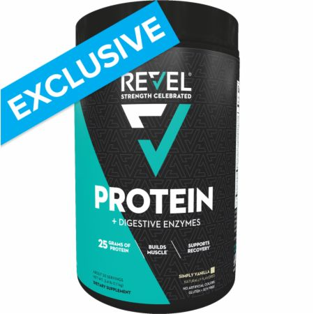 Women's Protein Powder + Digestive Enzymes