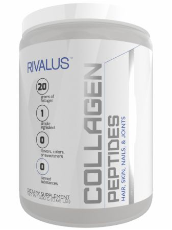 Image of Collagen Peptides Unflavored 15 Servings - Joint Support RIVALUS