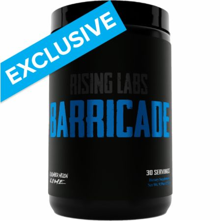 Image of Barricade EAA & BCAAs Cucumber Melon Lime 30 Servings - Amino Acids & BCAAs Rising Labs