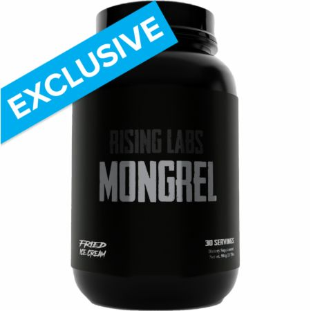 Image of Mongrel Protein Powder Fried Ice Cream 2 Lbs. - Protein Powder Rising Labs