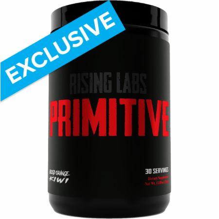 Primitive Pump Stim-Free Pre-Workout